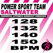 Saltwater (Powerful Uptempo Cardio, Fitness, Crossfit & Aerobics Workout Versions) by Power Sport Team