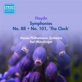 Haydn, J.: Symphonies Nos. 88 and 101,