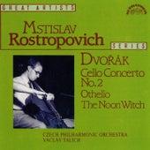 Dvořák: Cello Concerto No. 2, Othello, The Noon Witch de Various Artists