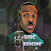 Music Is Medicine by Karldon