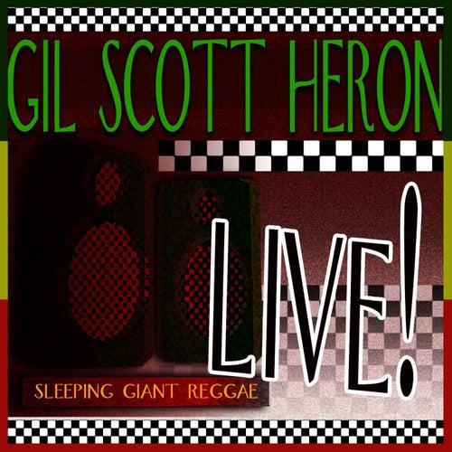 Live! by Gil Scott-Heron