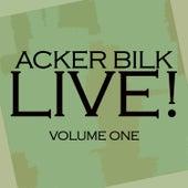 Live! Vol. 1 de Acker Bilk