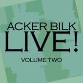 Live! Vol. 2 de Acker Bilk