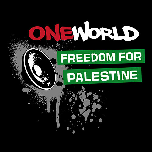 Freedom For Palestine by OneWorld