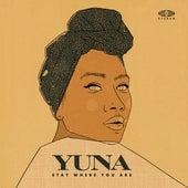 Stay Where You Are de Yuna