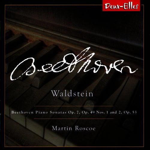 Beethoven: Piano Sonatas vol. 2 'Waldstein' by Martin Roscoe