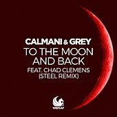 To the Moon and Back (Steel Remix) von Calmani & Grey