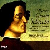 Puccini: Gianni Schicchi by Victoria De Los Angeles