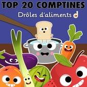 Top 20 comptines : drôles d'aliments de Multi-interprètes