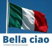 Bella ciao (Inno della Liberazione) di Pablo Robino