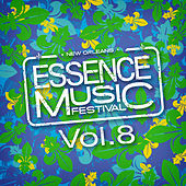 Essence Music Festival, Vol. 8 de Various Artists