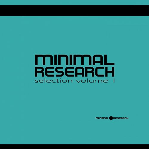 Minimal Research Selection, Vol. 1 by Various Artists
