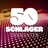 50 Schlager Granaten van Various Artists
