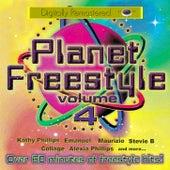 Planet Freestyle, Vol. 4 de Various Artists