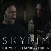Skyrim Epic Metal (Legendary Edition) de Jeff Winner