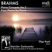 Piano Concerto No.2; Four Pieces for Piano, Op.119 by Various Artists