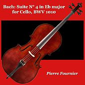 Bach: Suite N° 4 in Eb major for Cello, BWV 1010 by Pierre Fournier