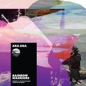 Rainbow Warriors (Inspired by 'The Outlaw Ocean' a book by Ian Urbina) von Aka Aka