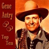 Gene Autry Top Ten von Gene Autry