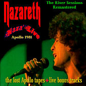 The River Sessions Remastered de Nazareth