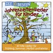Die 30 besten Jahreszeitenlieder für Kinder de Simone Sommerland