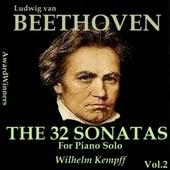 Beethoven, Vol. 07 - 32 Sonatas 17-32 by Various Artists