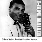 T-Bone Walker Selected Favorites, Vol. 1 de T-Bone Walker