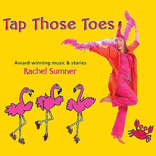 Tap Those Toes by Rachel Sumner