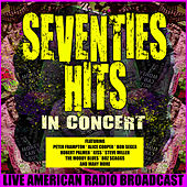 Seventies Hits in Concert (Live) de Various Artists