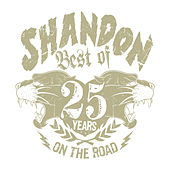 Best Of  25 Years On The Road von Shandon