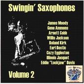 Swingin' Saxophones Vol. 2 by James Moody