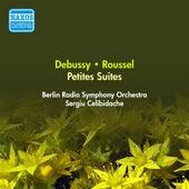 Debussy, C.: Petite Suite / Roussel, A.:  Petite Suite (Berlin Radio Symphony, Celibidache) (1945) von Sergiu Celibidache