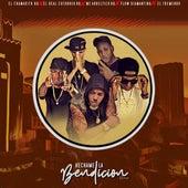 La Bendición (Remix) [feat. El Real Cotorreo, Mc Albertico, Flow Diamantino & El Tremendo] by El Chamakito RD