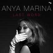 Last Word de Anya Marina