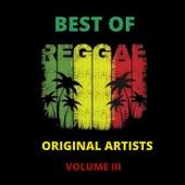 Best of Reggae, Vol. III (Original Artists) de Various Artists