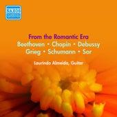 Guitar Recital: Almeida, Laurindo - Sor, F. / Beethoven, L. Van / Schumann, R. / Chopin, F. / Grieg, E. / Debussy, C. (From the Romantic Era) (1956) by Laurindo Almeida
