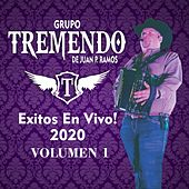 Exitos En Vivo! 2020, Vol.1 by Grupo Tremendo de Juan P. Ramos