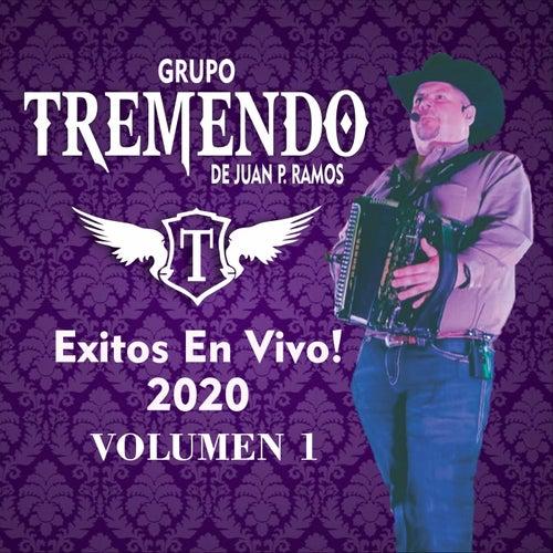 Exitos En Vivo! 2020, Vol.1 de Grupo Tremendo de Juan P. Ramos