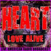 Love Alive (Live) de Heart
