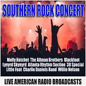 Southern Rock Concert (Live) de Various Artists