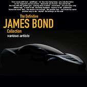The Definitive James Bond Collection di Various Artists