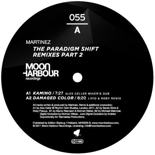 The Paradigm Shift Remixes Part 2 by Martinez