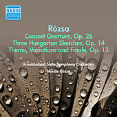 Rozsa conducts Rozsa de Miklos Rozsa
