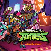 Rise of the Teenage Mutant Ninja Turtles Main Title von Rise of the Teenage Mutant Ninja Turtles