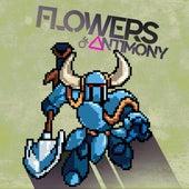 Flowers of Antimony (Rainbowdragonized) by Rainbowdragoneyes