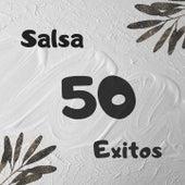 Salsa 50 Exitos by Grupo Niche, Hector Lavoe, Joe Arroyo, Oscar De Leon, Paquito Guzman, Puerto Rican Power, Ray De La Paz, roberto blades, Tito Nieves, Tito Rojas, Tommy Olivencia