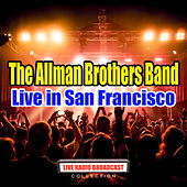 Live in San Francisco (Live) de The Allman Brothers Band