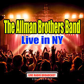 Live in NY (Live) de The Allman Brothers Band