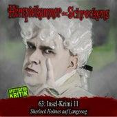 Folge 63: Insel-Krimi 11 - Sherlock Holmes auf Langeoog (Spottsatire-Kritik) von Hörspielkammer des Schreckens