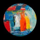 HERLOOP TALENTS VOL.1 de Various Artists